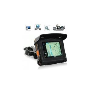 "Motorcycle GPS Navigator ""Peaklife"" – 3.5 Inch Screen wiht All Terrain Edition"