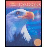 img - for Harcourt Horizons: United States History book / textbook / text book