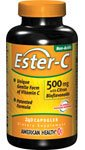 American Health Products - Ester C W/Citrus Bioflavonoids, 500 mg, 240 capsules