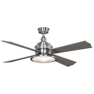 Valle Paraiso 52 In. Brushed N 14.6h x 52w x 52d Brushed Nickel