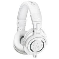 Audio-Technica Ath-M50Xwh Professional Headphones - White