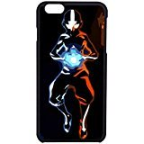 Positive And Negative Chakras Avatar Aang iPhone 6 Case / iPhone 6s Case (Black Plastic) (Iphone 6 Case Positive compare prices)
