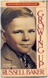 Growing Up (Signet) (0451133129) by Russell Baker