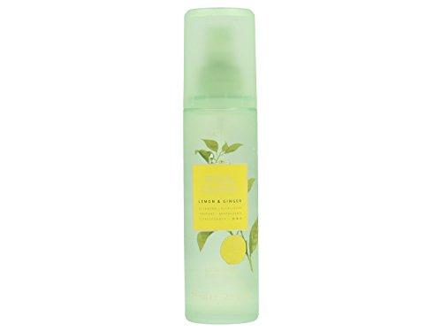 4711 Acqua Colonia Unisex, colore: giallo limone e zenzero Spray 75 ml