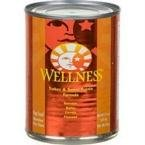 Wellness Canned Dog Food Turkey And Sweet Potato -- 12.5 Oz