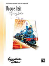Boogie Train - Piano - Early Elementary - Sheet Music