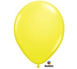 "PIONEER BALLOON COMPANY Latex Balloon, 24"", Yellow"