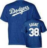 Los Angeles Dodgers Eric Gagne Majestic T-Shirt - Buy Los Angeles Dodgers Eric Gagne Majestic T-Shirt - Purchase Los Angeles Dodgers Eric Gagne Majestic T-Shirt (Majestic, Majestic Boys Shirts, Apparel, Departments, Kids & Baby, Boys, Shirts, Boys Shirts)