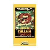 Attack of the Killer Tomatoes! [VHS] [Import]