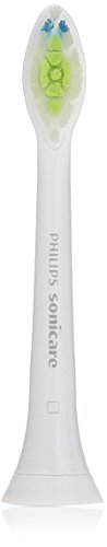 Philips Sonicare HX6063/64 Diamond Clean Replacement Brush Heads, Standard, 3 Count