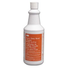 3M 34764 Heavy-Duty Bowl Cleaner, Liquid, 1 qt. Bottle (Case of 12)