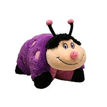 Pillow Pets 11 inch Pee Wees - Dreamy Ladybug