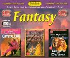 Fantasy Collection: Crystal Line, Witchlight, Crisis on Doona