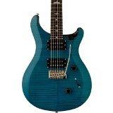 PRS TRCSA SE Custom 24 Solid-Body Electric Guitar, Sapphire (Prs Custom compare prices)