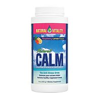 Natural Vitality Natural Calm Lemon/Raspberry 16 oz (Pack of 6)