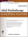 img - for Adult Psychotherapy Homework Planner (PracticePlanners?) [Paperback] book / textbook / text book