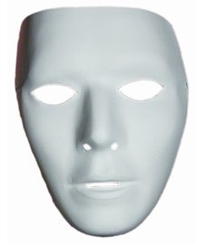Blank Mask for Men