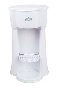 New Rival Single Serve Coffee Maker