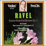 Maurice Ravel - Intégrale de l'oeuvre pour orchestre Vol.1