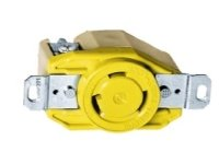 Hubbell Wiring - HUBBELL HBL26CM10 30A - RECEPTACLE