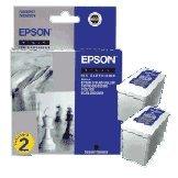 Epson Machjet 930 C - Original Epson C13T05114210 / T0511 - Cartouche d'encre Noir (Double Pack) -