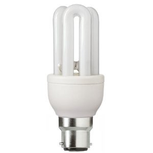 Philips Lighting - 11w Energy/60w Light, 8 Year Genie Energy Saving Bulb by Buyhome