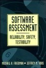 img - for Software Assessment: Reliability, Safety, Testability (New Dimensions In Engineering Series) 1st edition by Friedman, Michael A., Voas, Jeffrey M. (1995) Hardcover book / textbook / text book