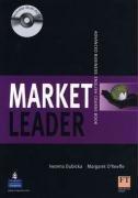 Mkt Leader Adv CBk/Multi-Rom Pk