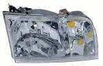 Right Passenger Side Headlight Headlamp 98-05 Ford Crown Victoria Vic 98 99 00 01 02 03 04 05 1998 1999 2000 2001 2002 2003 2004 2005 Head Light Lamp Lights Lamps