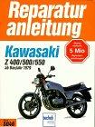 Kawasaki Z 400, Z 500, Z 550 (ab 1979) f...