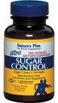 Nature'S Plus - Ultra Sugar Control - 60 Tablets