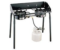 Camp Chef Outdoorsman High/Low Pressure Double Burner Camp Stove