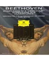 """Beethoven : Symphonies n° 3 """"Héroique"""" et n° 9 - Ouvertures"""