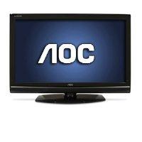 AOC LC32W063 32-Inch LCD HDTV, Glossy