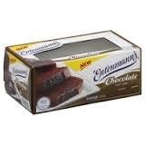 Entenmann's Chocolate Loaf Pound Cake 11.5oz