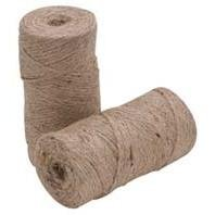 6 PACK NATURAL JUTE TWINE, Color: TAN; Size: 200 FEET (Catalog Category: Lawn & Garden:FENCING, EDGING & PROTECTION)