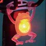 I live(アイリブ) 自転車用LEDテールライト ぶらさカエル