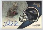 Tommy Streeter (Football Card) 2012 Bowman Chrome Rookie Autographs #BCRA-TS (2012 Bowman Chrome Football compare prices)