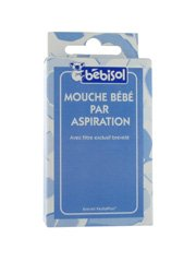 Bébisol Baby Nose-Blower by Aspiration