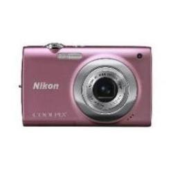 Nikon Coolpix S2500 - Cámara Digital Compacta, 12 MP (2.7 pulgadas, 4x Zoom óptico) - Rosa