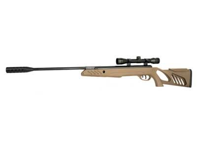 Swiss Arms Tac-1 Desert Break Barrel Rifle, Tan