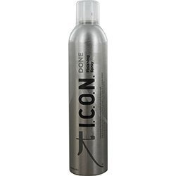I.C.O.N. by I.C.O.N. DONE FINISHING SPRAY 10OZ ( Package Of 4 ) by ICON (Icon Finishing Spray compare prices)