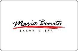Maria Bonita Salon & Spa Gift Card ($50) front-754065