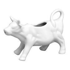 Porcelain Cow Creamer