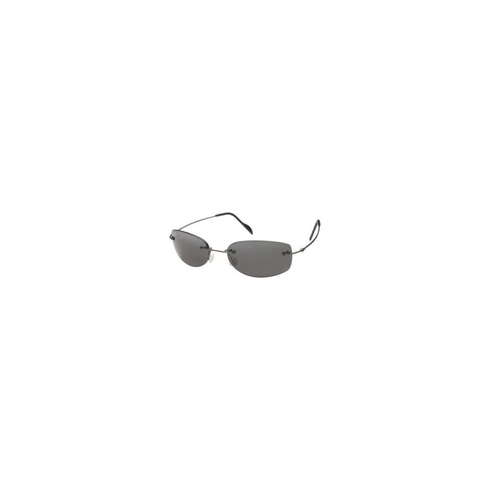 Maui Jim Hawaii Sunglasses   Polarized Gunmetal/Grey