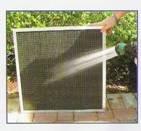Cheap 10x30x1 Boair Air Conditioner Filter (BA-10301)