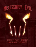 "Cover of ""Necessary Evil (Savage Worlds; ..."