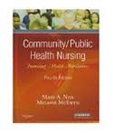 img - for Community/Public Health Nursing: Promoting the Health of Populations 4th (forth) edition book / textbook / text book