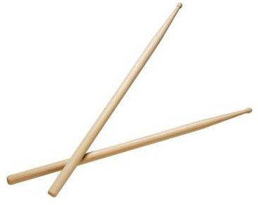 5B Drumsticks Wood Tip