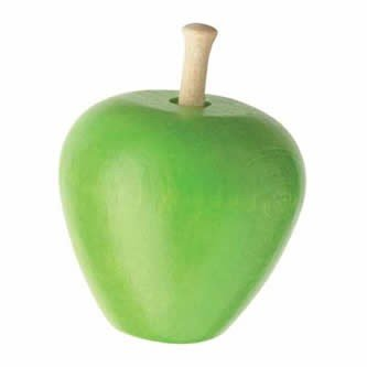 HABA Wooden Apple Wooden Play Toy - 1